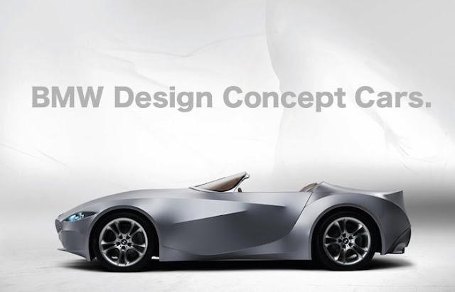 BMWコンセプトカー ロゴ