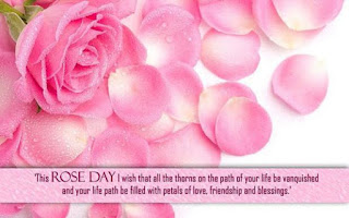 Rose Day Wishes, Messages , SMS, Quotes and Images