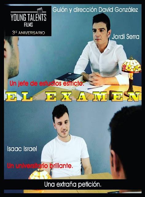 El examen, film