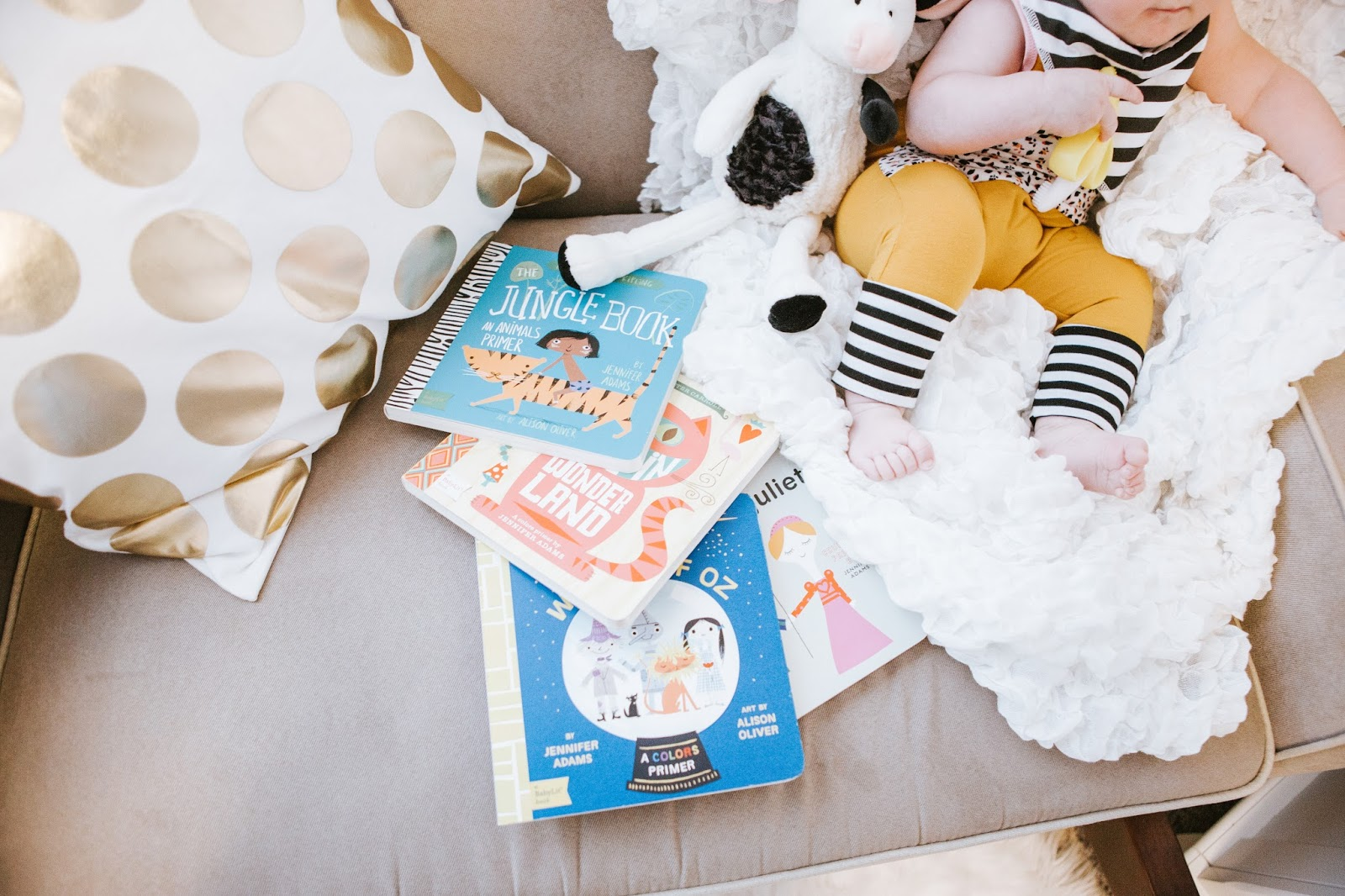 Baby Toes, Baby Lit Books, Utah Blogger