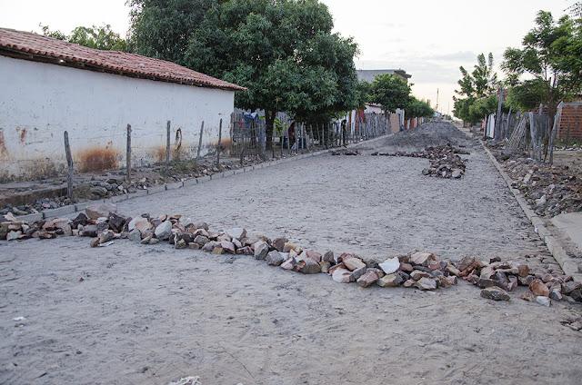 Prefeitura de Cocal investe R$ 1 milhão em pavimentação de bairros - Imagem 5