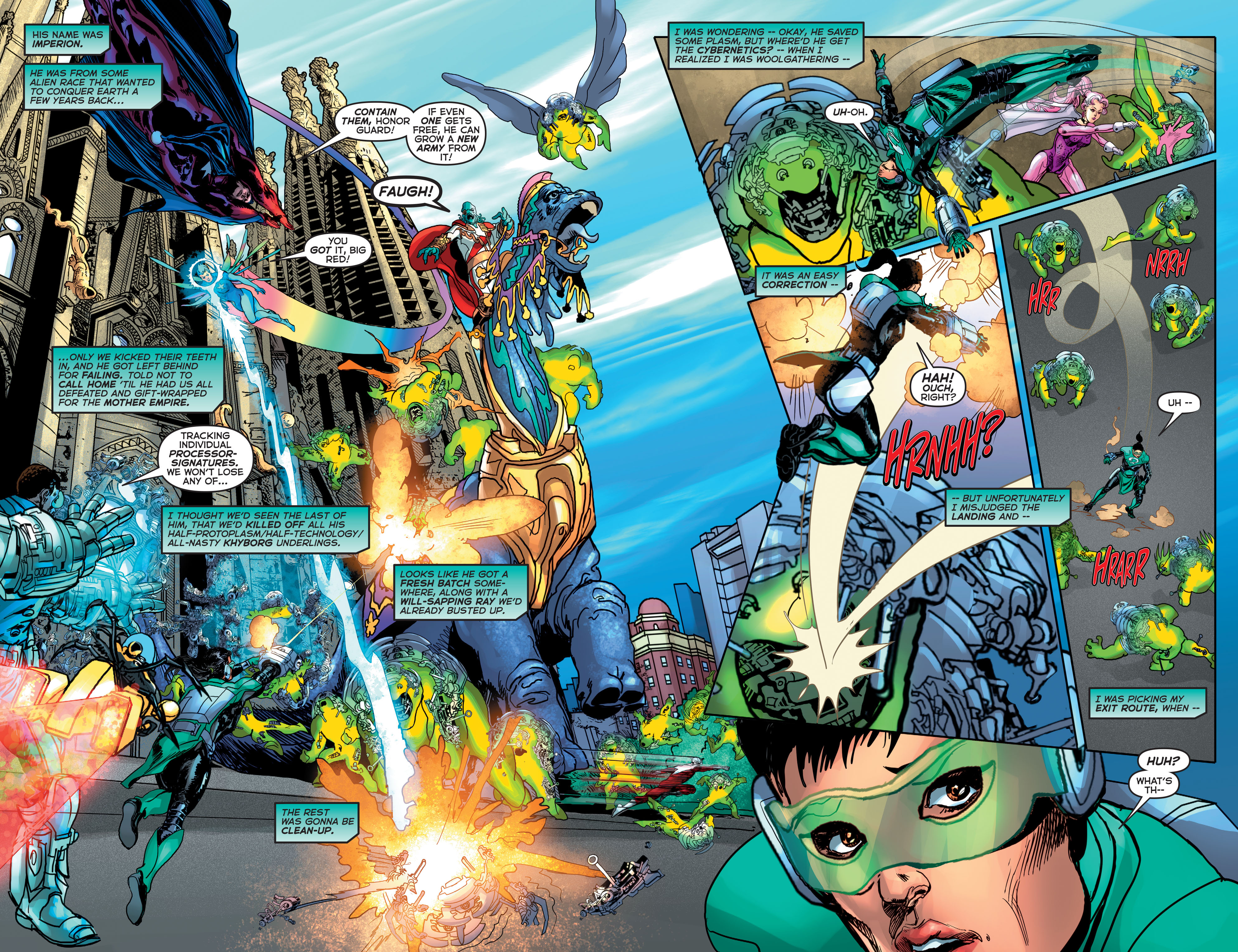 Read online Astro City comic -  Issue #20 - 3
