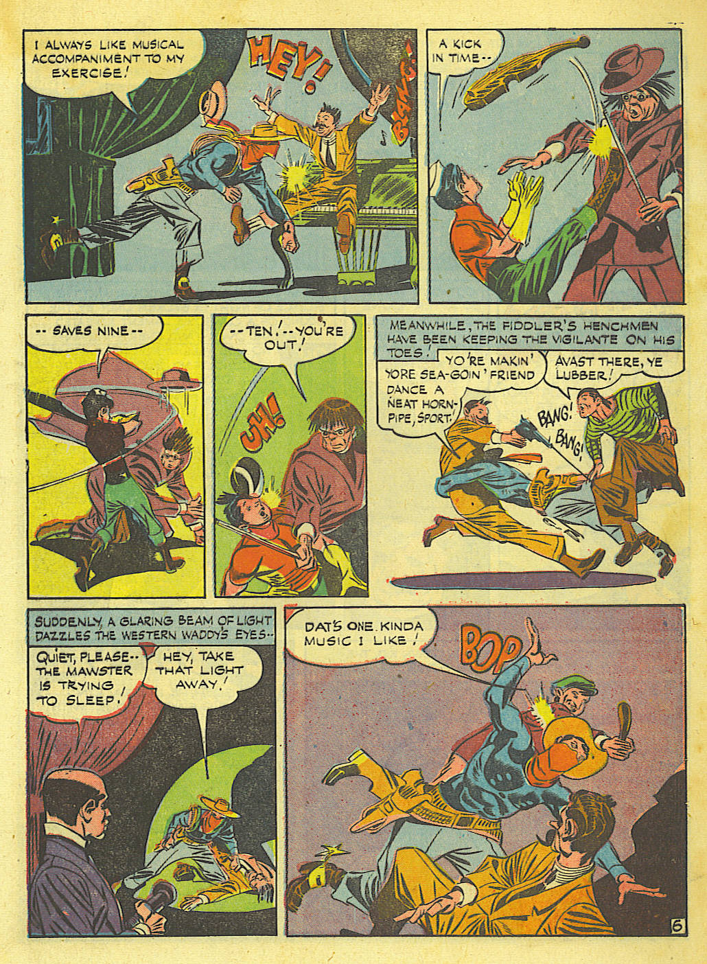 Read online Action Comics (1938) comic -  Issue #67 - 23