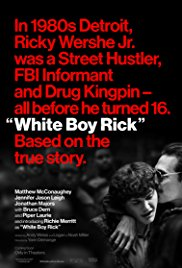 Watch White Boy Rick Online Free 2018 Putlocker