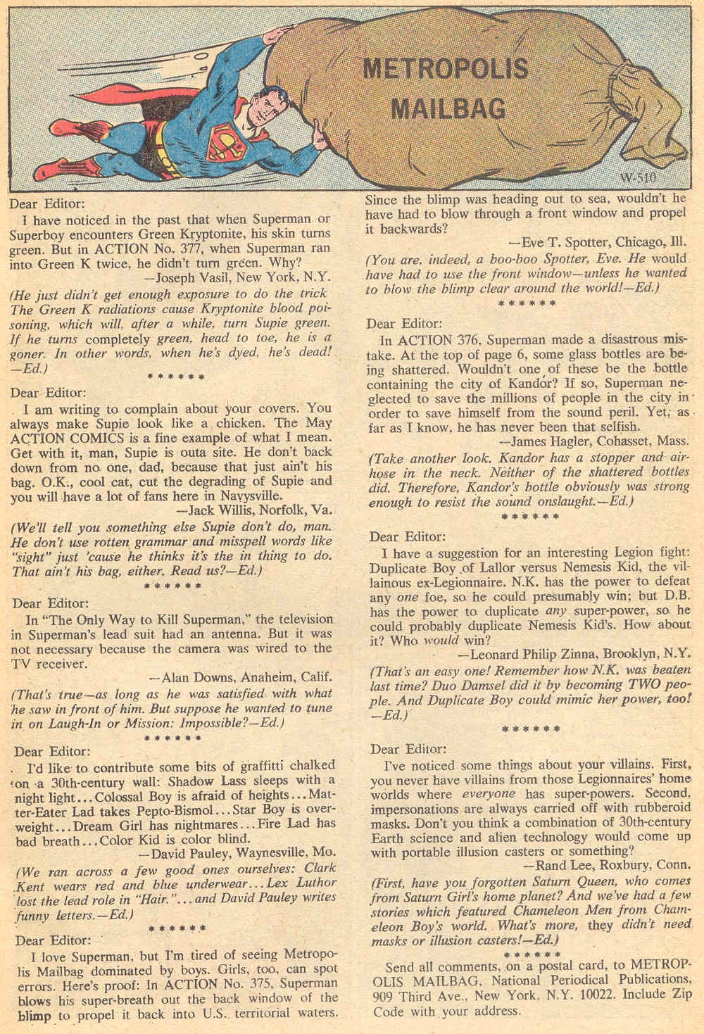 Action Comics (1938) 381 Page 14