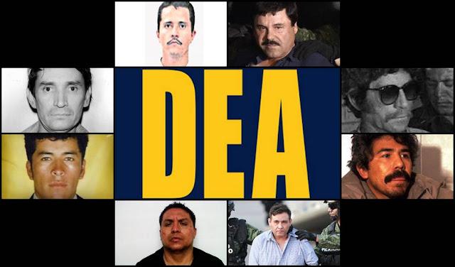 En el narcotráfico, la DEA pone las reglas del juego