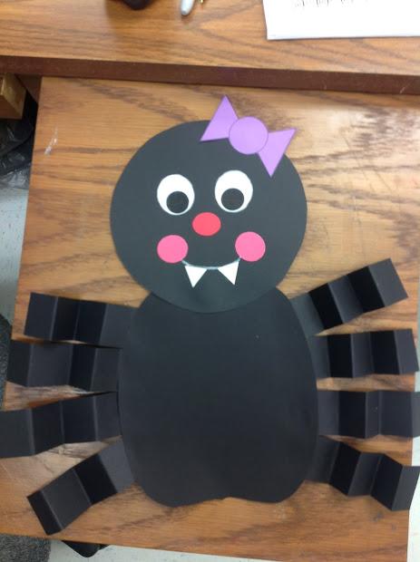 Cute Halloween Craft Kindergarten