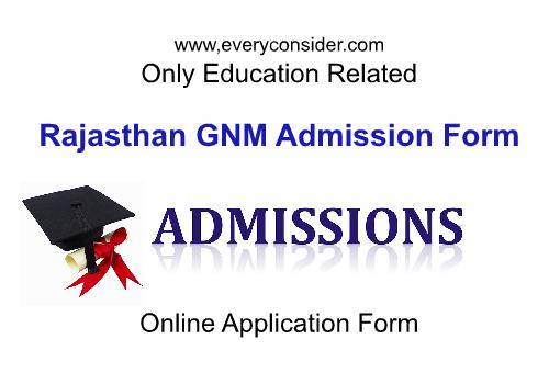 GNM Nurse Online Form