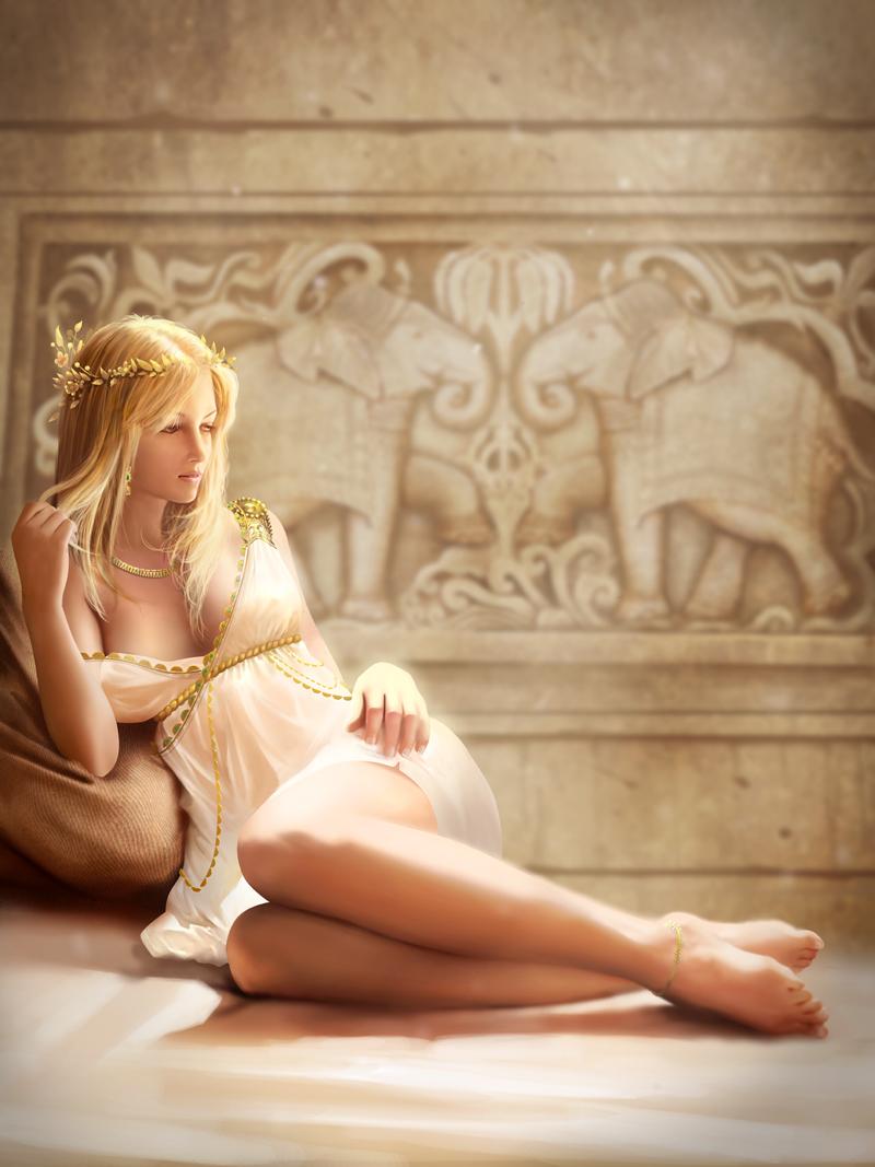 aboutnicigiri Helen of Troy