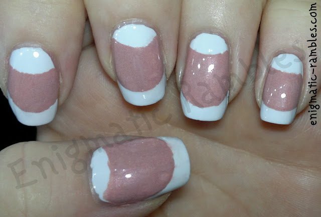time-period-challenge-nail-nails-art-1920s-1920-la-femme-mocha-pink-07-sally-hansen-lavender-cloud-410