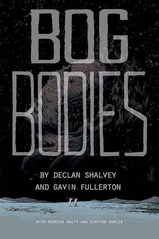 BOG BODIES Coming in March 2020