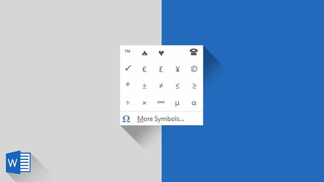 Panduan Lengkap Menyisipkan Symbol dan Special Character di Word 2019