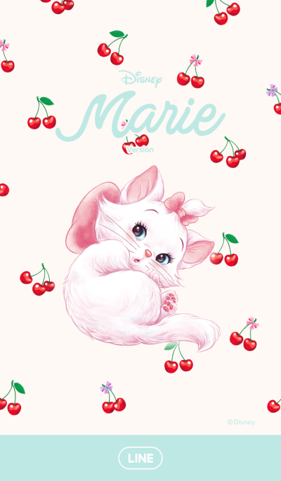 Disney's Marie (Fruity)