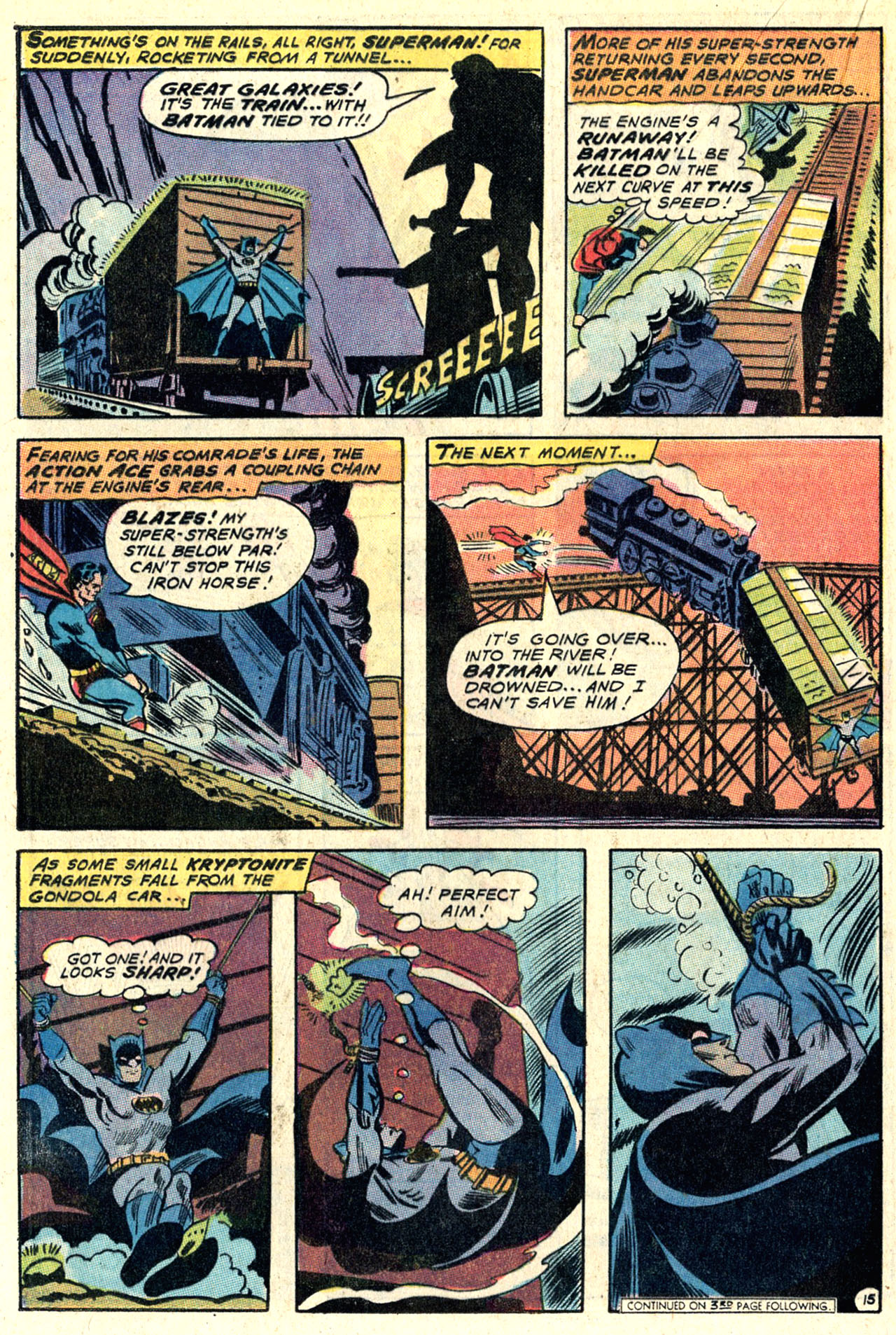 Read online World's Finest Comics comic -  Issue #196 - 20