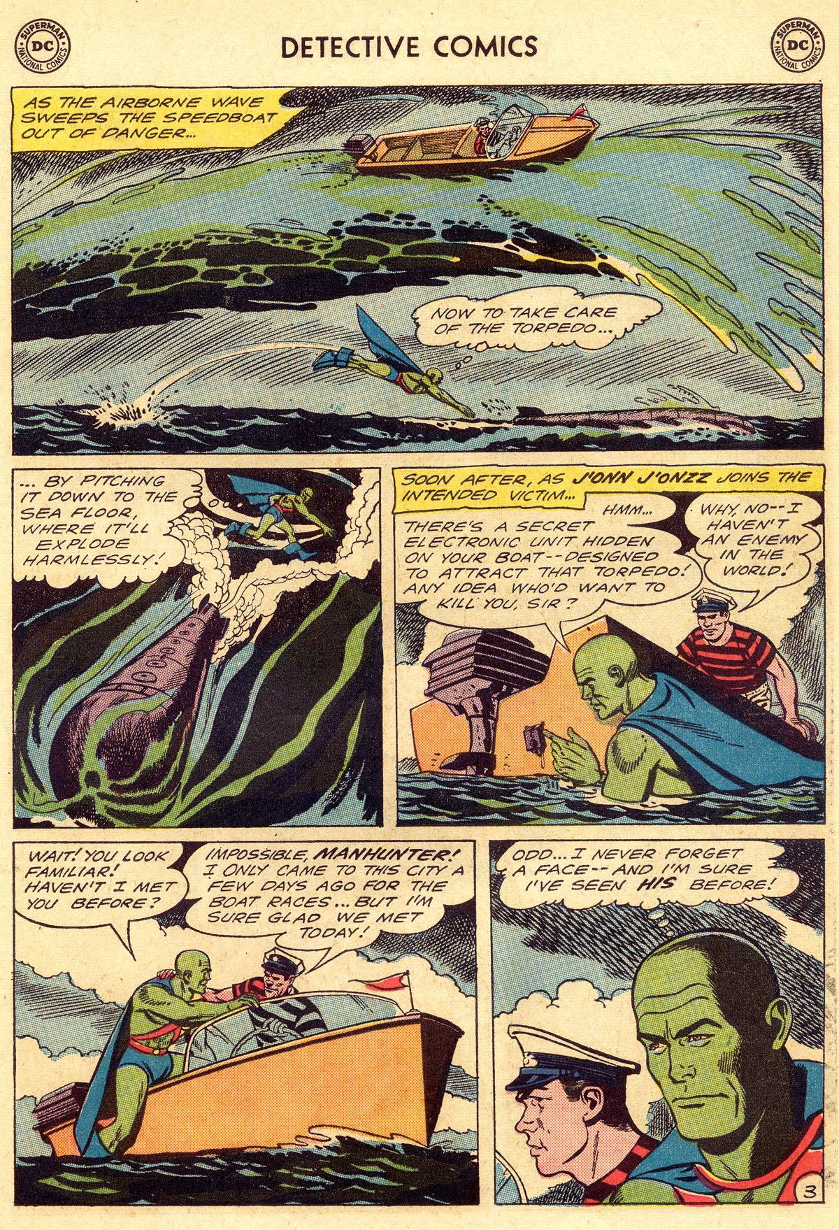 Detective Comics (1937) 303 Page 22