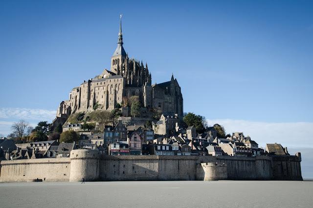 Le concours du meilleur biscuit La Mère Poulard au Mont-Saint-Michel