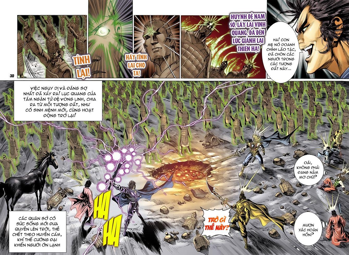 Đại Đường Uy Long chapter 53 trang 30