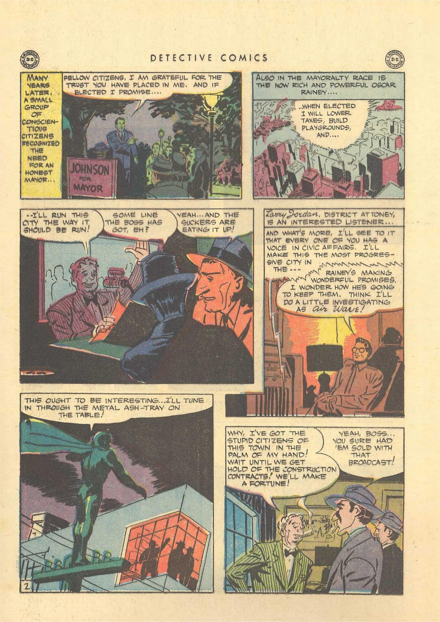 Read online Detective Comics (1937) comic -  Issue #109 - 25