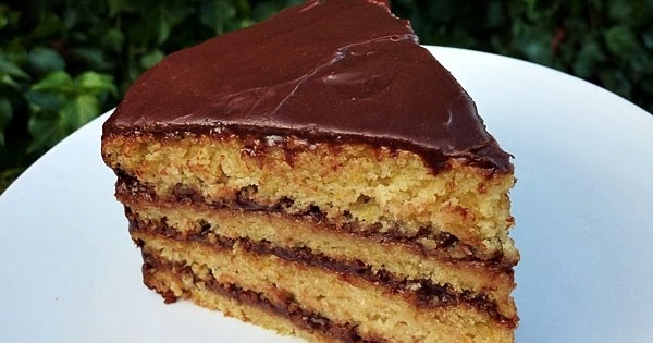 Moist Chocolate Cake Recipes Uk: Super Moist Orange Cake With Chocolate Ganache « Vegan