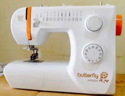 gambar mesin jahit butterfly