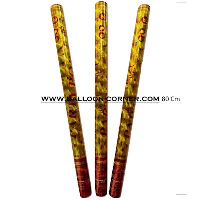 Party Popper / Confetti Ukuran 80 Cm (MURAH)