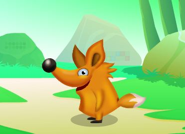 GamesClicker Nutty Fox Ad…