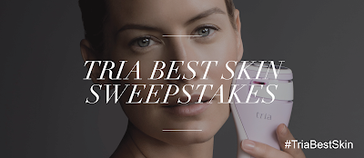 Sincerelyves: TRIA'S BEST SKIN SWEEPSTAKES! #AD