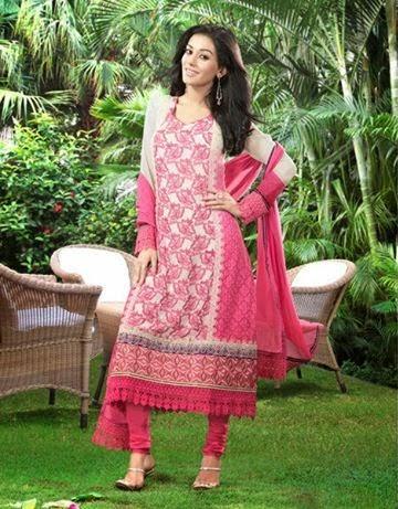 Amrita Rao's Salwar Kameez Photos