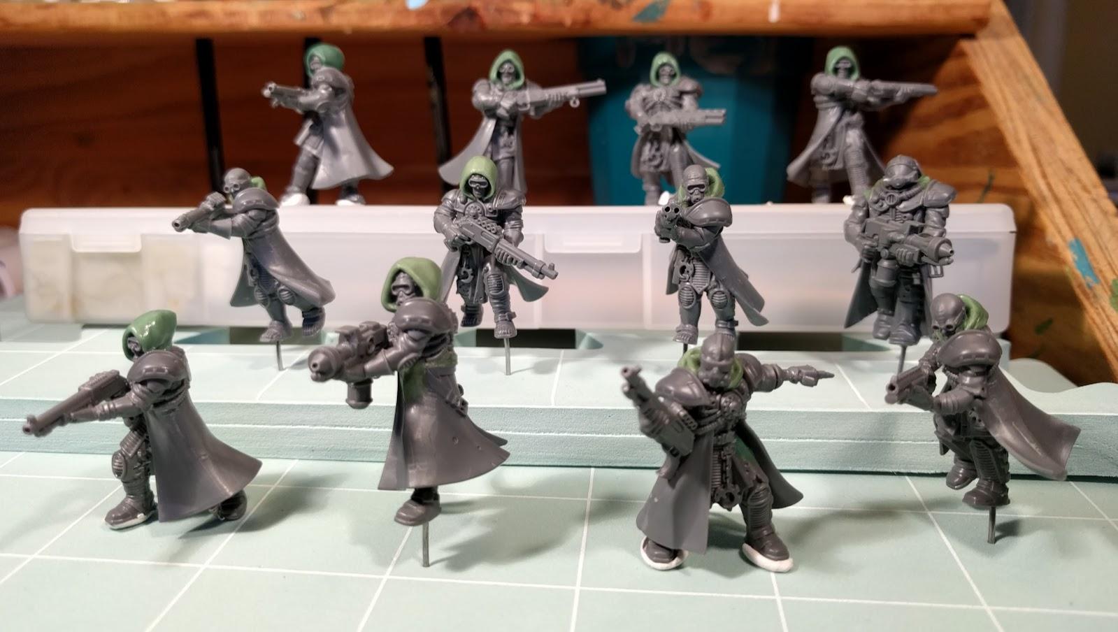 Chaos escorts