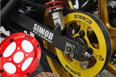 daftar harga lengkap gear sinnob
