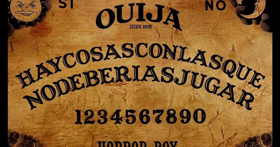 Room Escape La Ouija