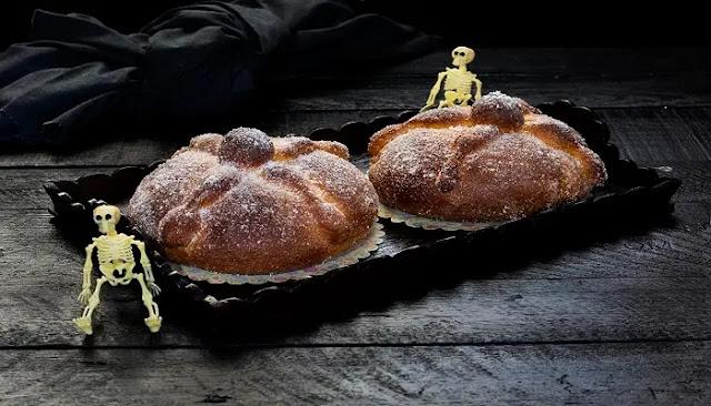 Pan de Muerto Mexicano