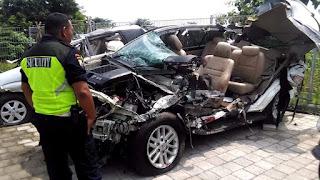 Kecelakaan Terjadi Di Jalan Tol Madiun – Kertosono