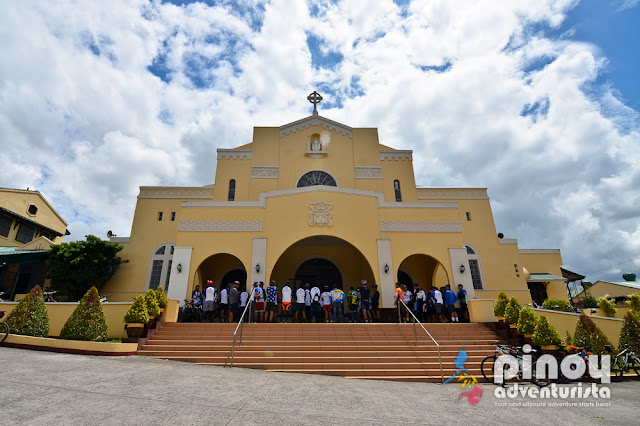 Visita Iglesia Churches in Batangas during Holy Week