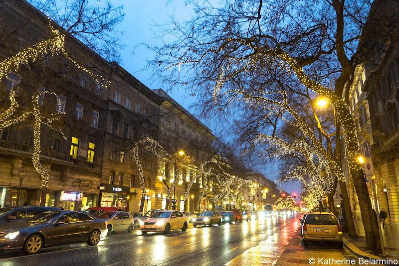 Andrássy Avenue What to Do in Budapest in One Day
