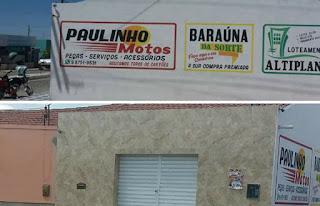 Paulinho Motos agora em novo endereço