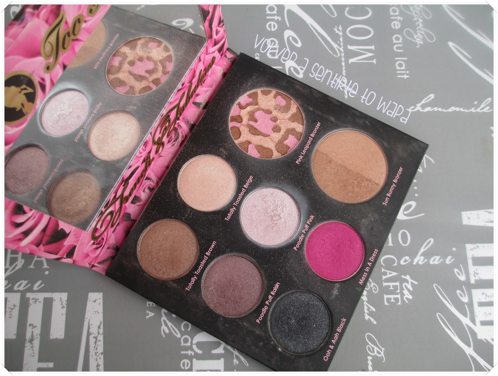 French & Fabulous de Too Faced
