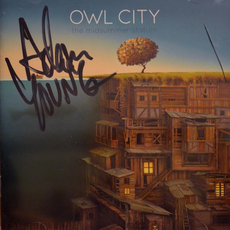 Owl city of june - photo#39