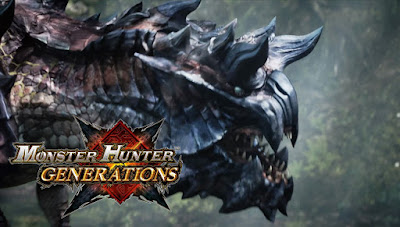 Free Download Monster Hunter Generations 3DS CIA Region Free