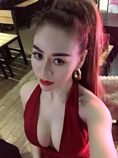 Gái xinh facebook DJ Kathy Loan Lê Vy