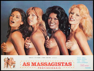 As Massagistas Profissionais (1976)