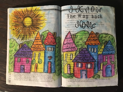 Psalm 5 Bible Journaling Through the Psalms