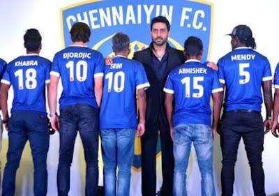 Chennaiyin FC Team 2016