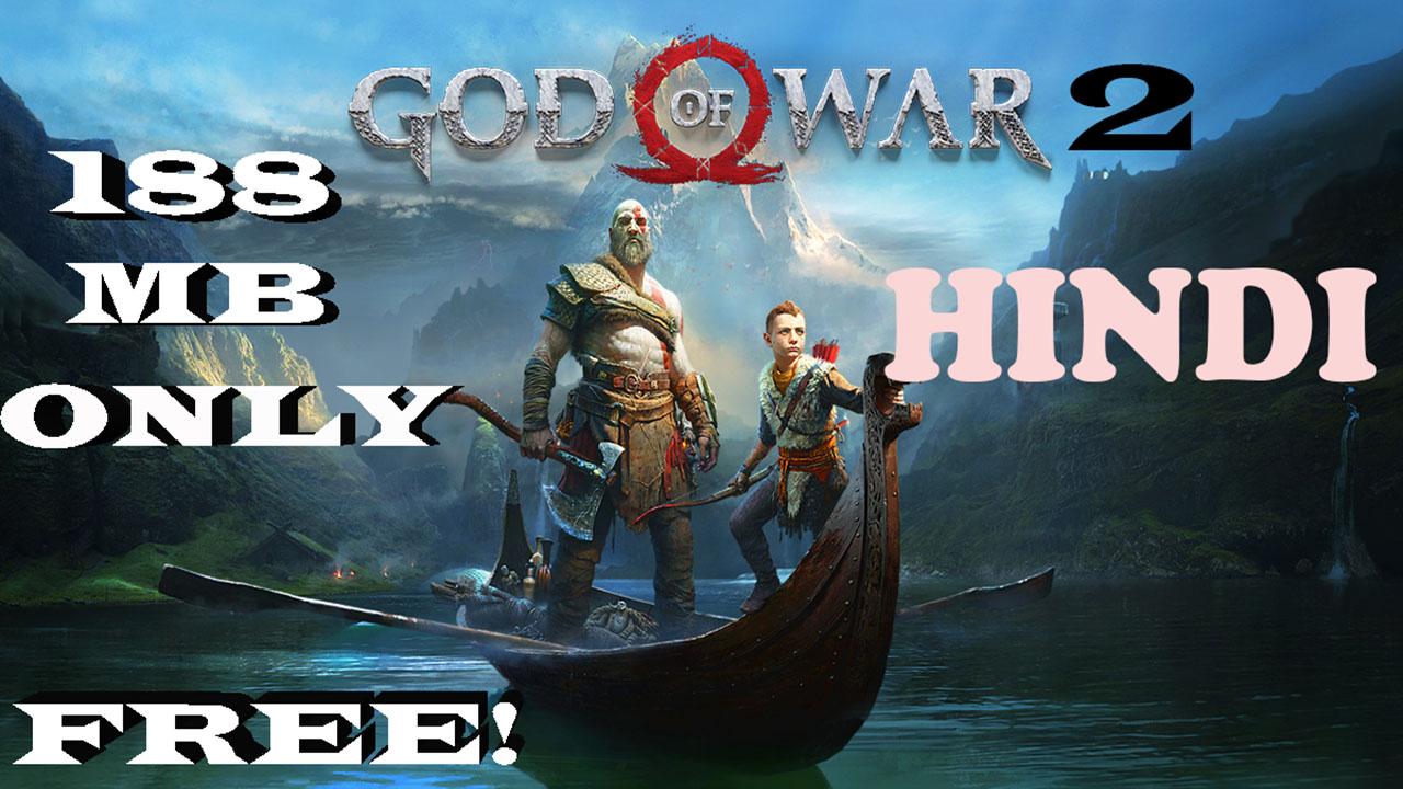 god of war 2 pc game setup free download