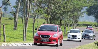 Kerja Keras Datsun Yang Masih Bersaing di Segmen LCGC