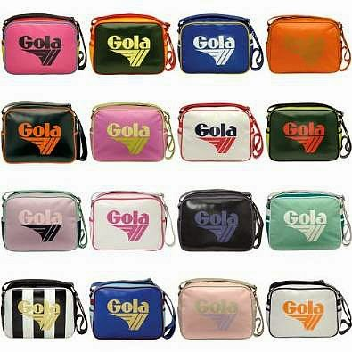 Gola Retro Sports Bags