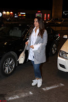 Neha Dhupia in Shirt Denim Spotted at Airport IMG 3511.JPG