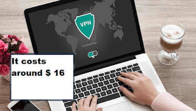 VPN Paid for $ 16 Get it now for free with fast internet
