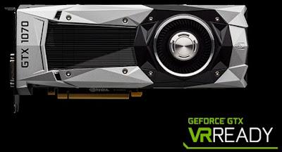 Spesifikasi NVIDIA GeForce GTX 1070