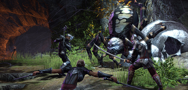 Group Dungeons in The Elder Scrolls Online
